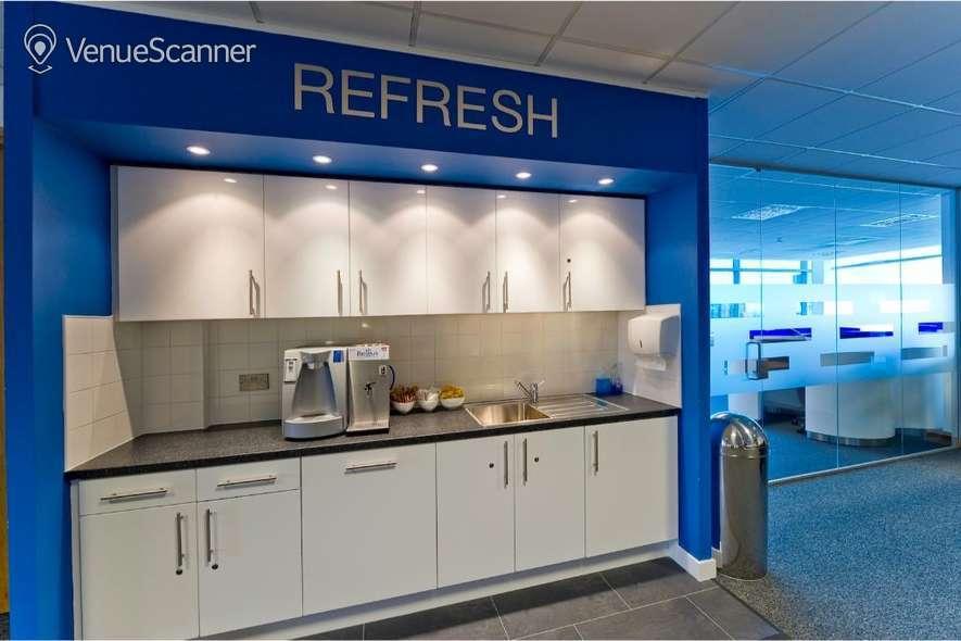 Hire Regus Manchester Digital World Centre Training Room 2