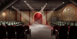 Union Theatre, Theatre