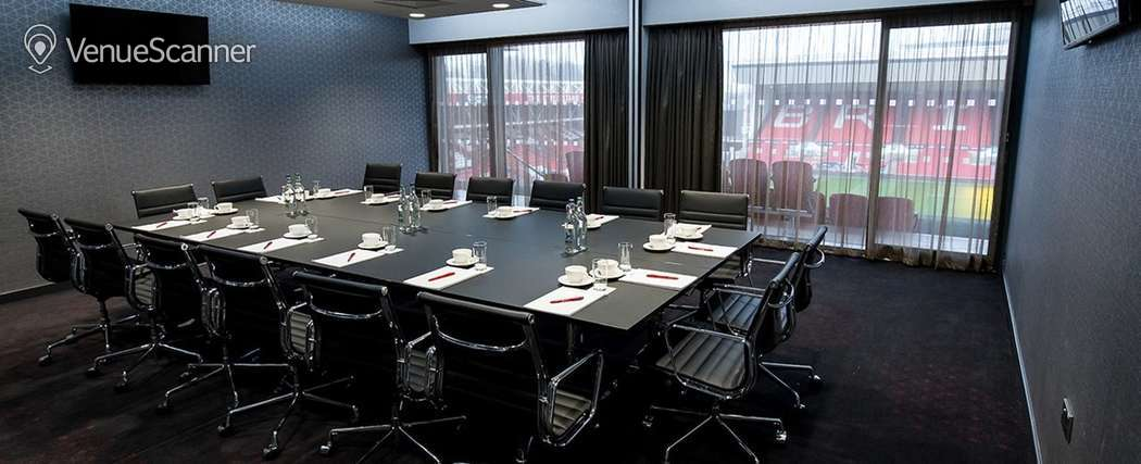 Hire Bristol City Football Club Executive Boxes