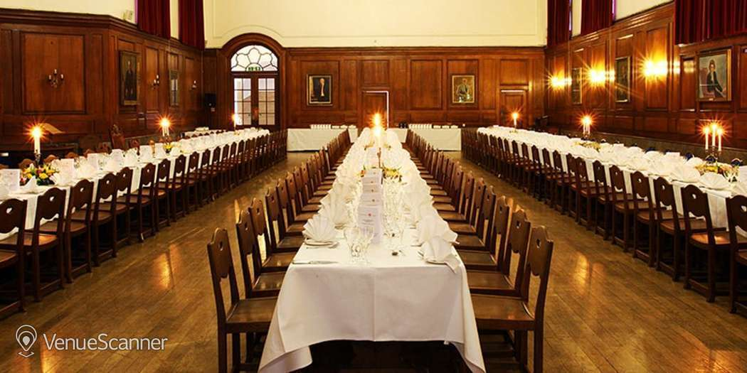 Hire Goodenough College The Great Hall