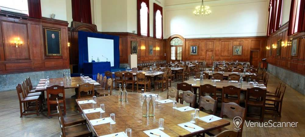 Hire Goodenough College The Great Hall 4