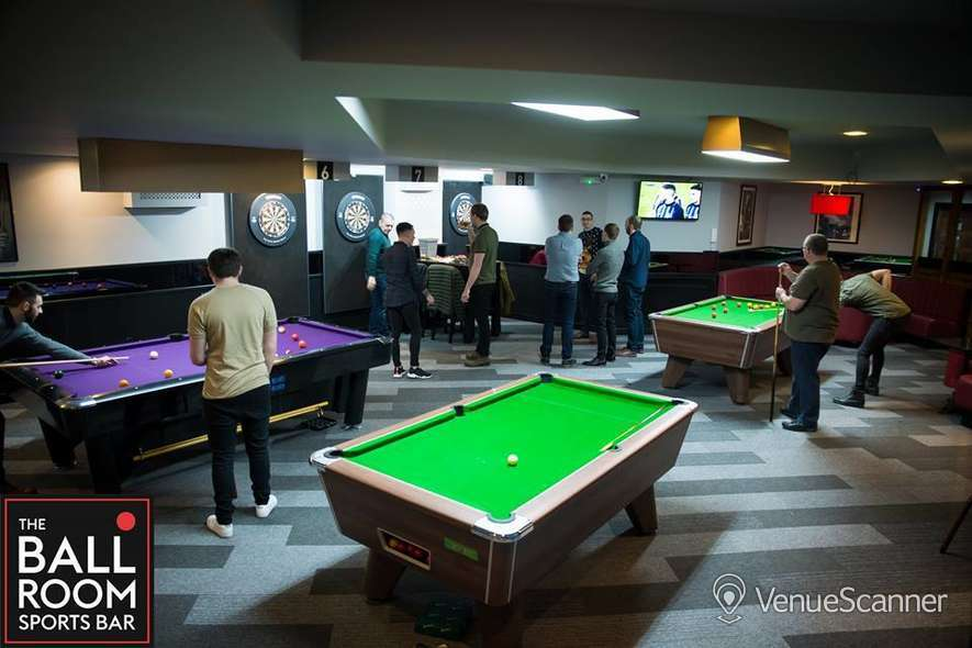 Hire The Ball Room Sports Bar Amp Pool Hall Meadowbank