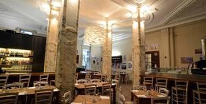 Bianco43 Trafalgar Square, Chandelier Room