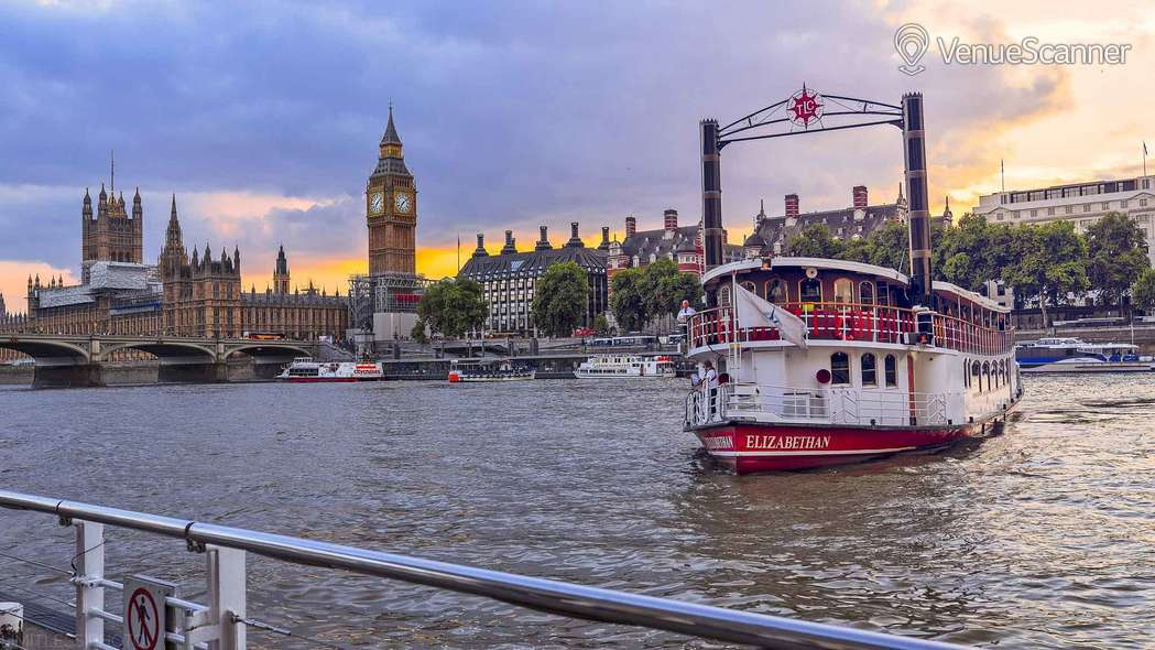 Hire Thames Luxury Charters Elizabethan 3