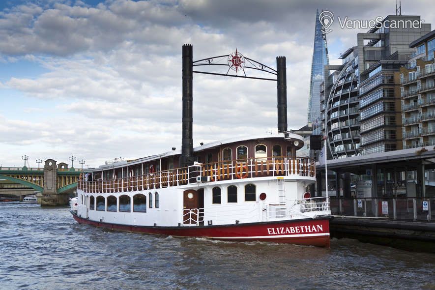 Hire Thames Luxury Charters Elizabethan 4