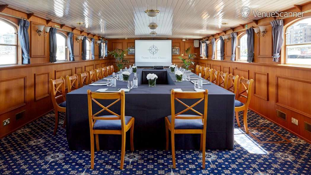 Hire Thames Luxury Charters Edwardian 1