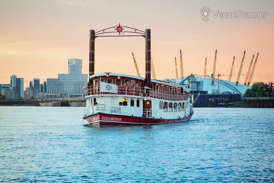 Hire Thames Luxury Charters Elizabethan 5