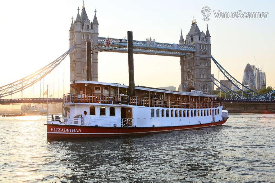 Hire Thames Luxury Charters Elizabethan