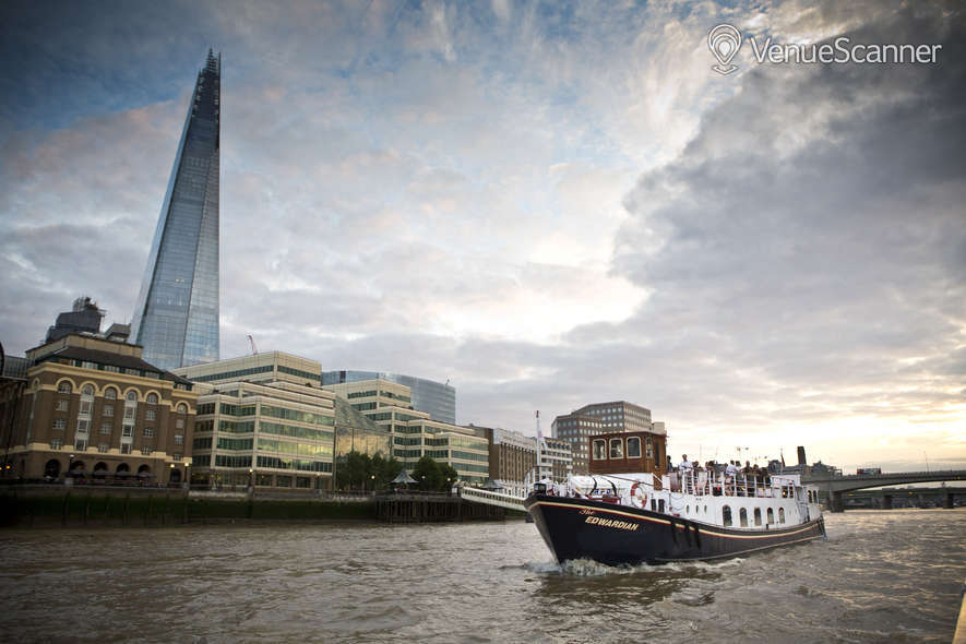 Hire Thames Luxury Charters Edwardian