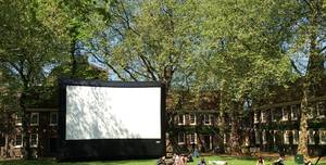 The Geffrye Museum, Front Lawns