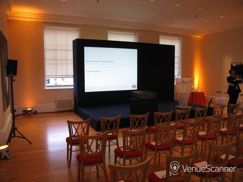 Hire Somerset House The Portico Rooms