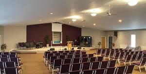 Maggie O'Neill Community Resource Centre, Auditorium