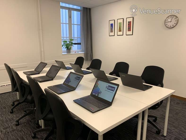 Hire Glasgow Computer Training Rooms Glasgow It Training Room 1