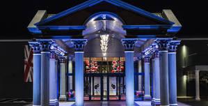 Ixl Events Centre @ Dallas Burston Polo Club, Main Hall