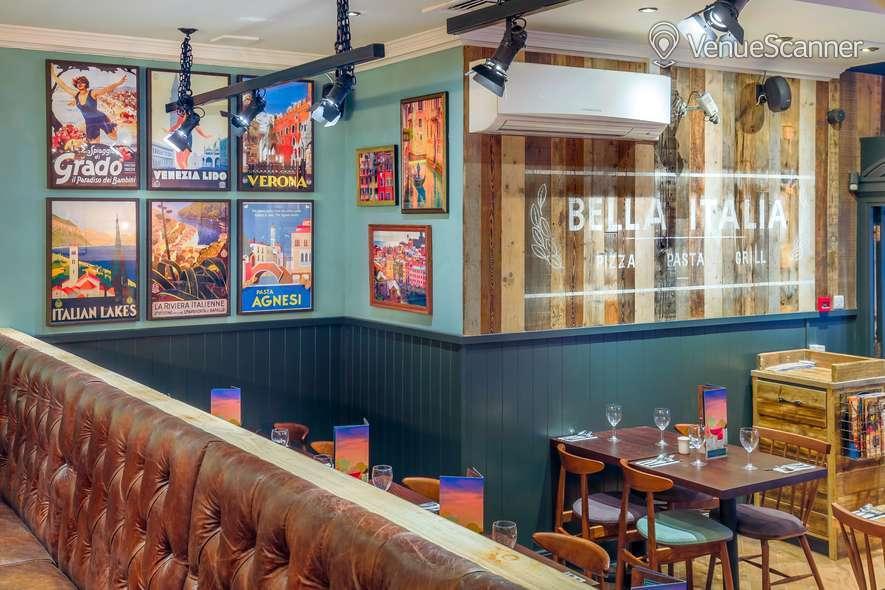 Hire Bella Italia Shaftesbury Avenue Exclusive Hire 5