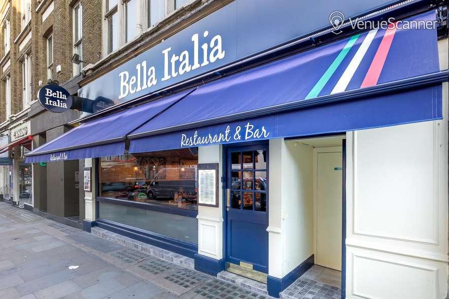 Hire Bella Italia Shaftesbury Avenue Exclusive Hire 9
