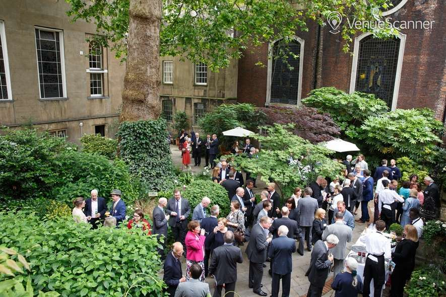 Hire Stationers Hall And Garden Exclusive Hire 29