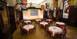 Stationers Hall And Garden, Exclusive Hire