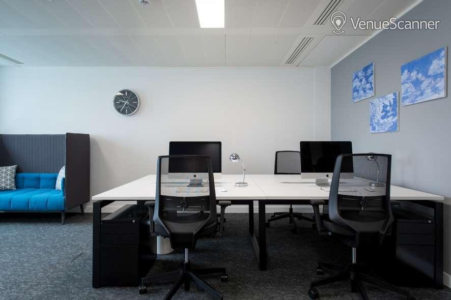 Hire I2 Office London Cavendish Square Langham & Regents Suite 3