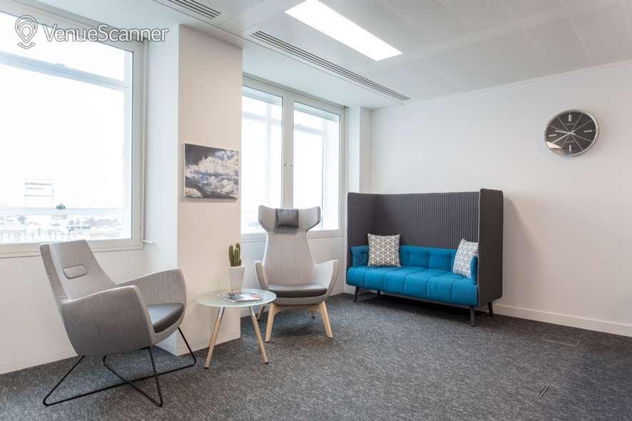 Hire I2 Office London Cavendish Square Langham & Regents Suite 4