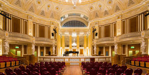 St Georges Hall, Concert Room