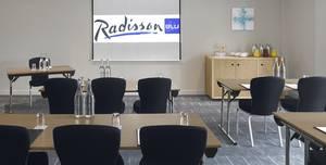 Radisson Blu Hotel Belfast, Steel
