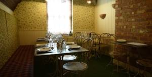 Somers Town Coffee House, The Garden Room
