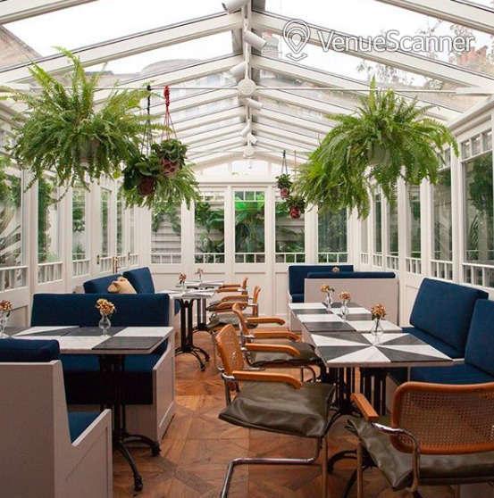 Hire Gazelli House Conservatory