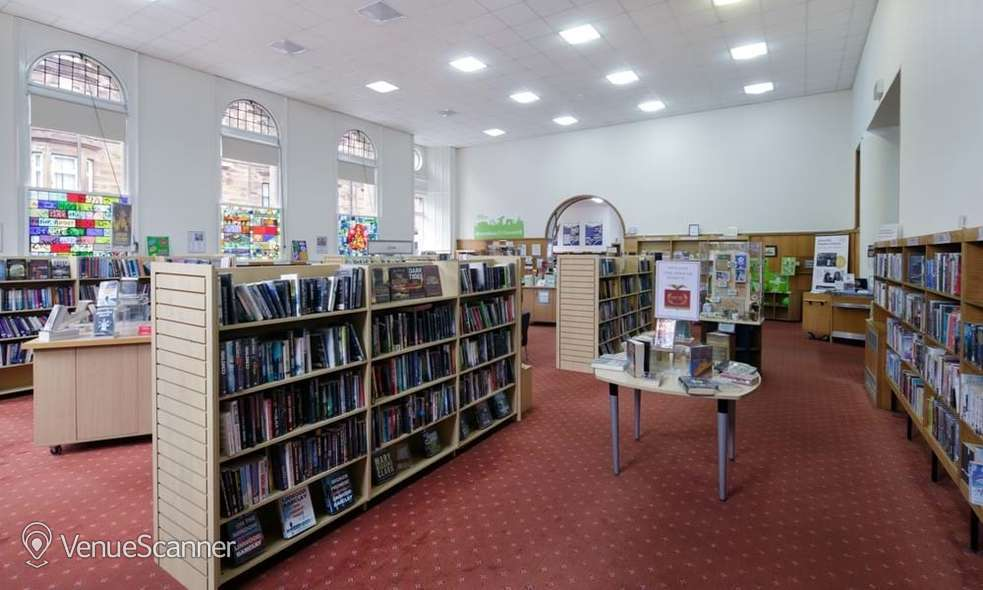 Hire Govanhill Library Govanhill Library 1