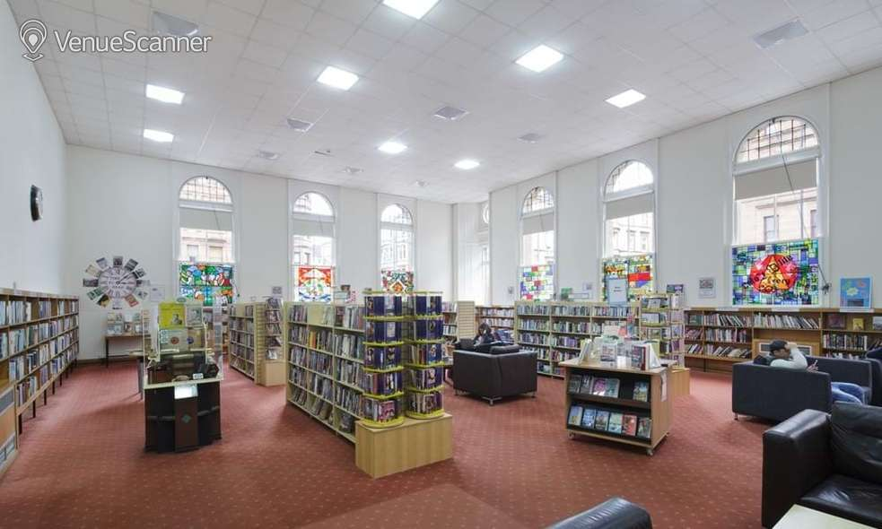 Hire Govanhill Library Govanhill Library