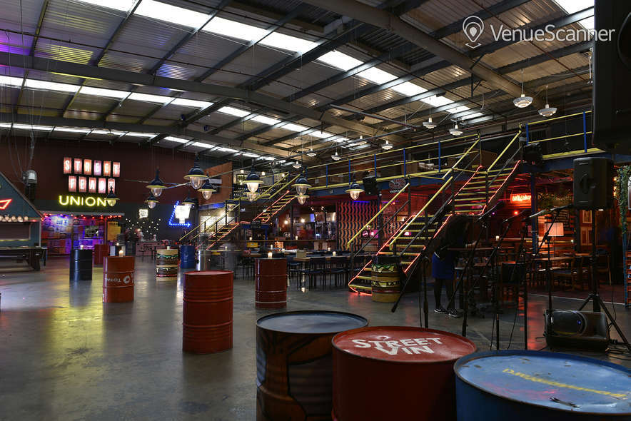 Hire Hawker House Full Venue Exclusive 8
