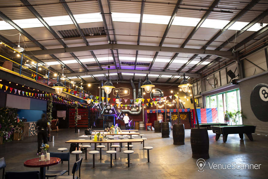 Hire Hawker House Full Venue Exclusive 11
