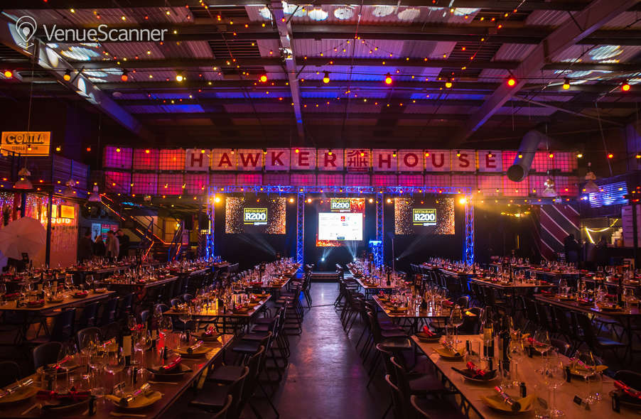 Hire Hawker House 28