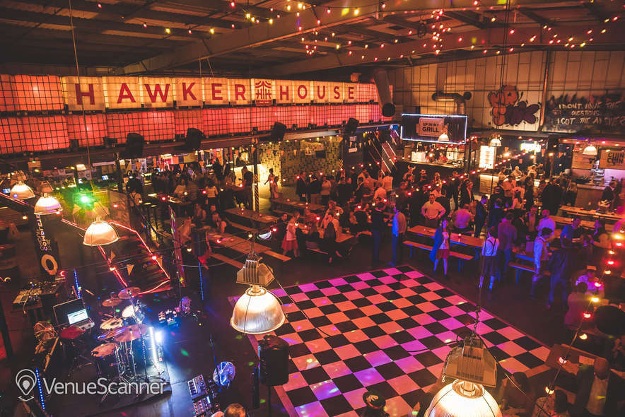 Hire Hawker House The Big Room 5