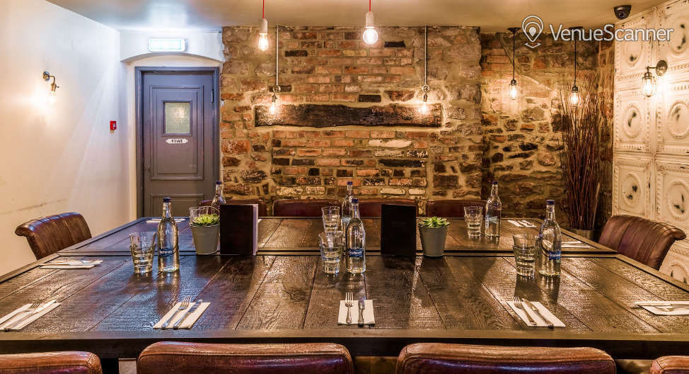 Hire Racks Bar & Kitchen Top Table 4