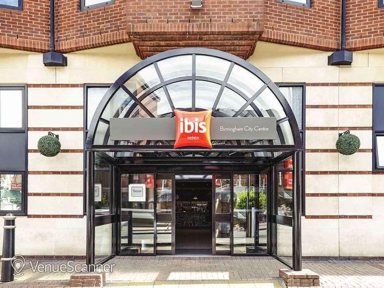 Hire Ibis Birmingham Centre George Stephenson 1