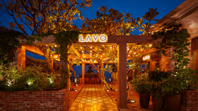 LAVO, Sky View & Rooftop Bar