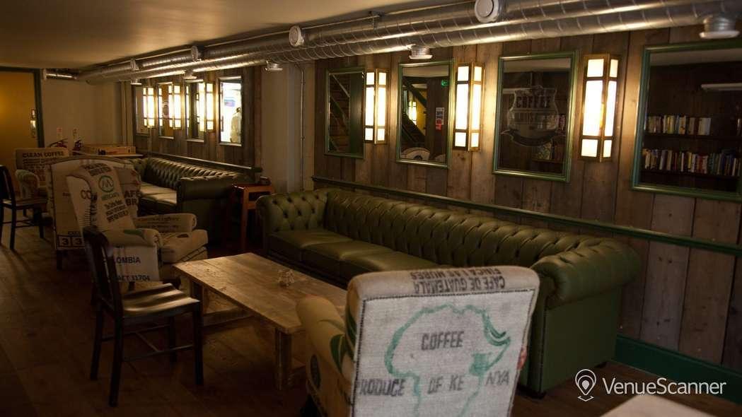 Hire Cafe Zee Basement 2