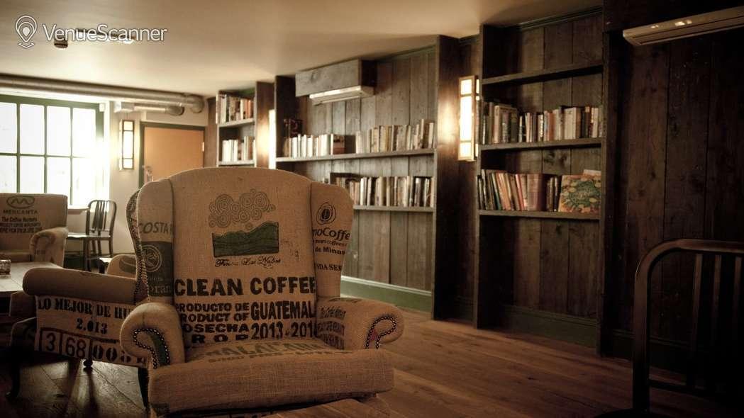 Hire Cafe Zee Basement