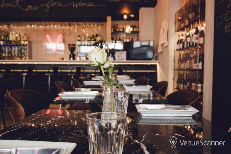 Hire Vetro Wine & Cocktail Bar Private Lounge Room 4