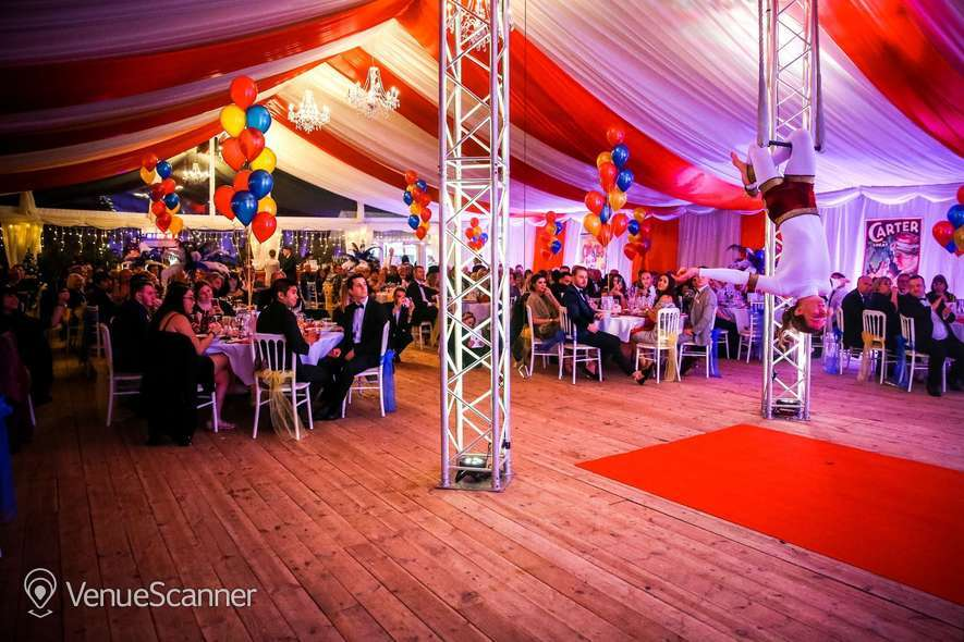 Hire Hockwold Hall Marquee