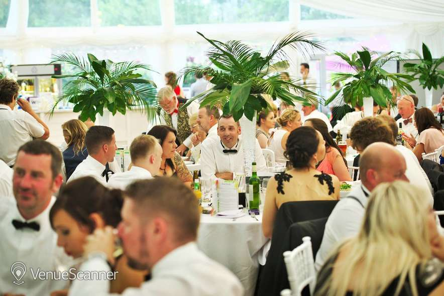 Hire Hockwold Hall Marquee 1