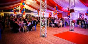 Hockwold Hall, Marquee