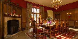 Hockwold Hall, Dining Rooms
