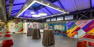 London Transport Museum, Upper Deck