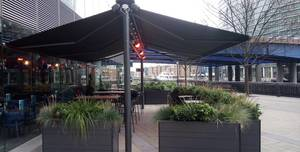 Brodies Bar and Kitchen, Waterside terrace