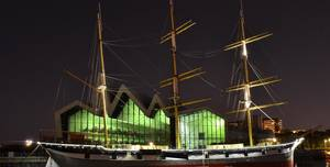 Riverside Museum, The Tall Ship