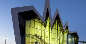 Riverside Museum, Events Square