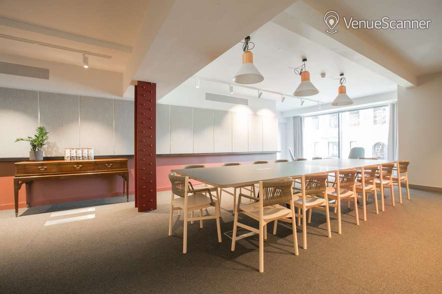 Hire The Office Group Bloomsbury Way Meeting Room 10