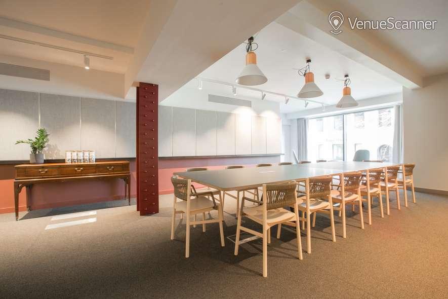 Hire The Office Group Bloomsbury Way Meeting Room 10